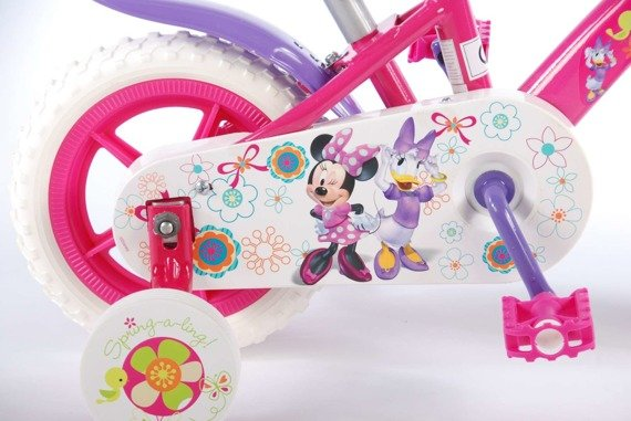 Rower Disney Minnie Mouse Bow- Tique 10 cali