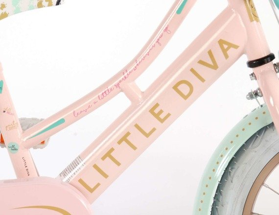 Rower LD by Little Diva 16""