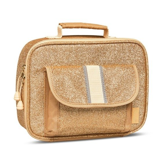 Sparkalicious Gold Lunchbox Bixbee